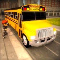 Activities of Crazy School Bus Driver 2018
