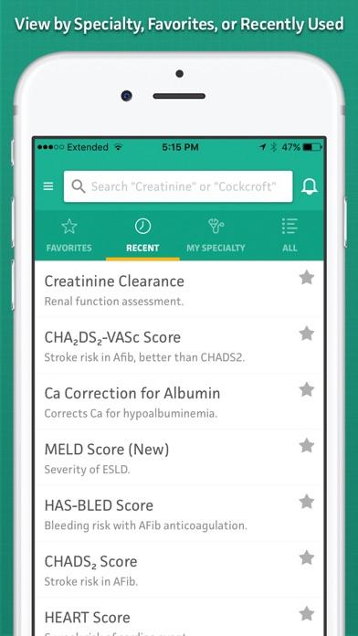 MDCalc Medical Calculator by MD Aware, LLC (iOS, United States ...