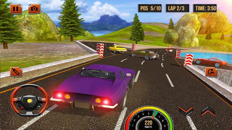 Extreme Car Street Racing Zone screenshot-3