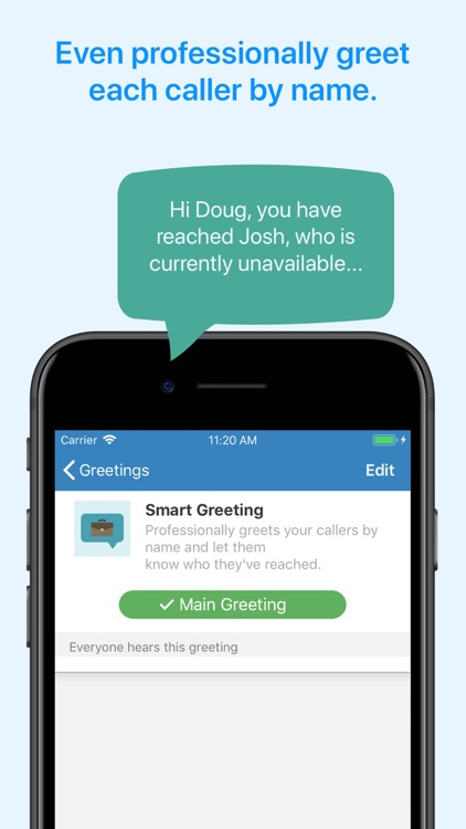 YouMail: Voicemail Upgrade screenshot-5