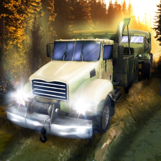 Tow Truck Offroad Driving Full icon