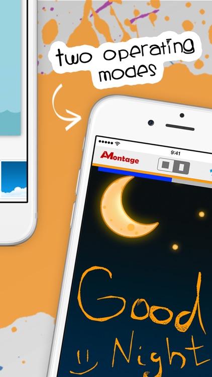 AMontage | Lazy GIF Maker