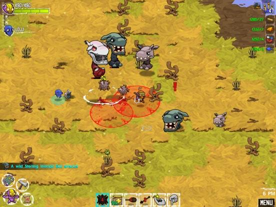 Скачать игру Crashlands