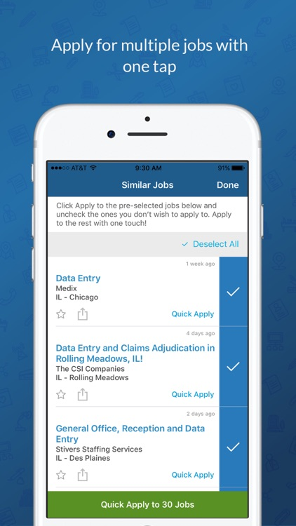 CareerBuilder Job Search screenshot-0