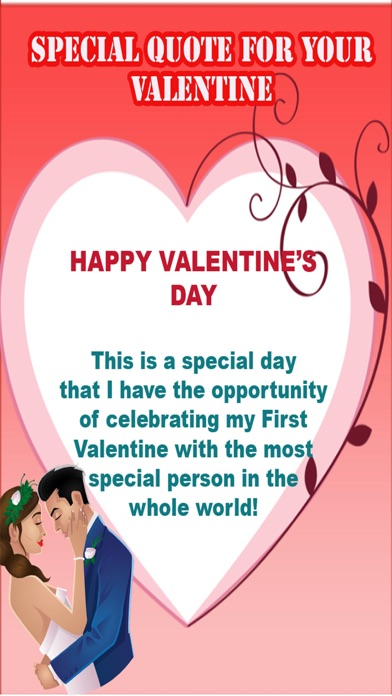Valentine's Day Card & Quotes | App Price Drops
