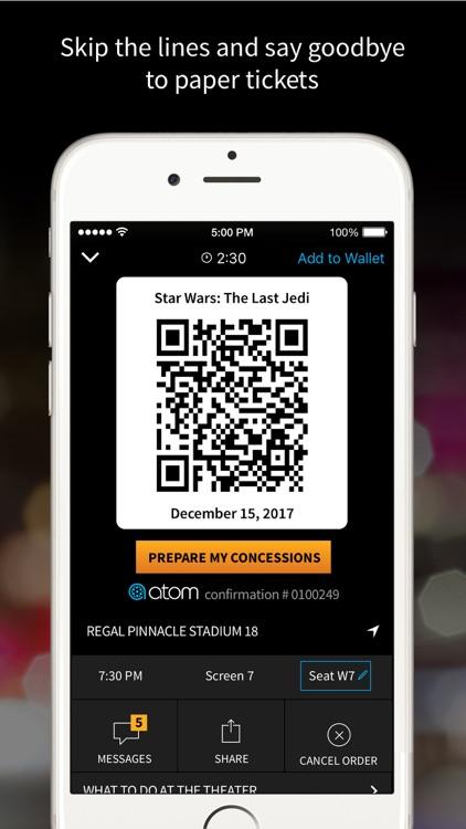 Atom - Movie Tickets & Times screenshot-4