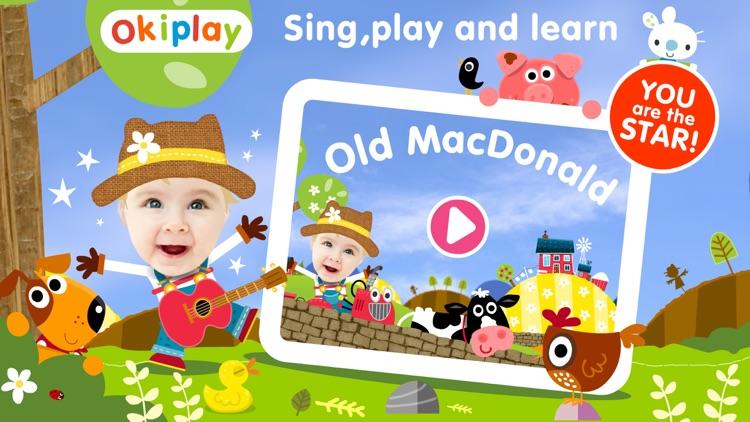 Old MacDonald Had a Farm Song!