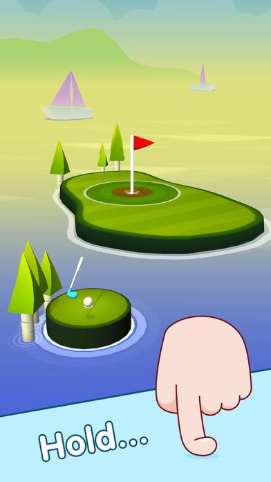 Pop Shot! Golf screenshot 1