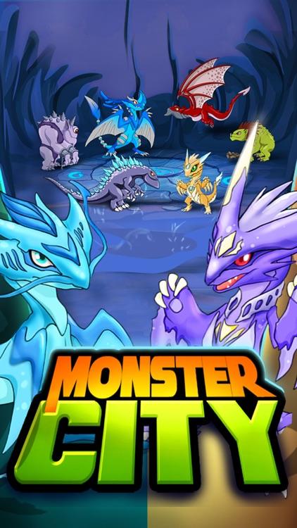 Monster City-The World Builder