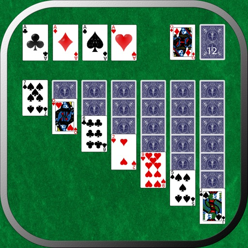 ▷Klondike Solitaire by Eric Snider
