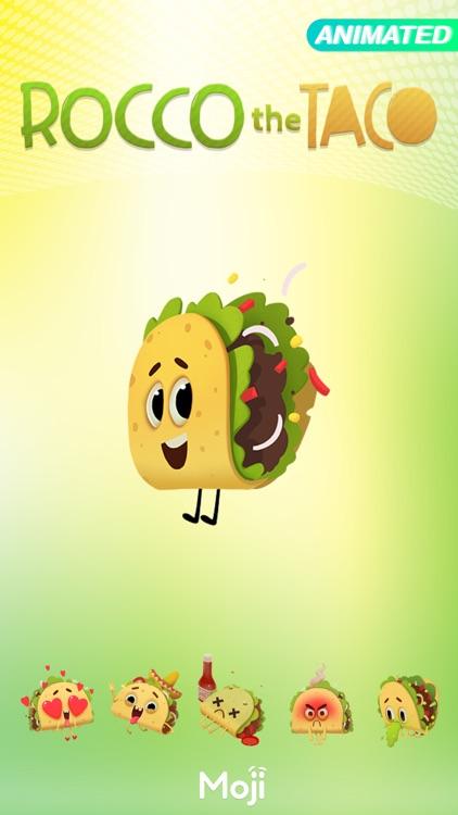 Rocco the Taco (Animated)
