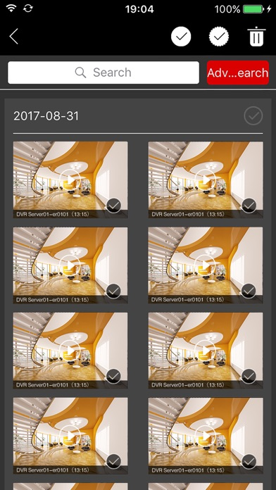 Provision Cam 2 Screenshot on iOS