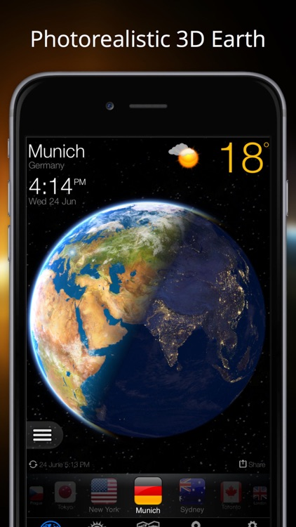 Weather Now°  Radar & Forecast screenshot-1