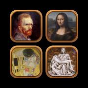 著名艺术家虚拟画廊包