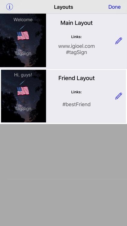 tagSign screenshot-4