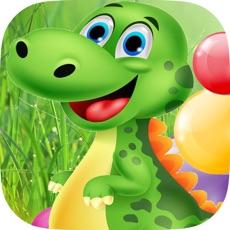 Activities of Dinosaur pets buble battle - Blast shooter game!