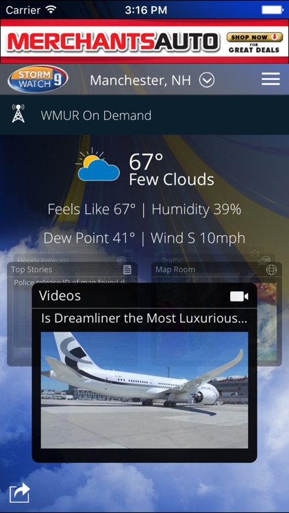 WMUR Weather