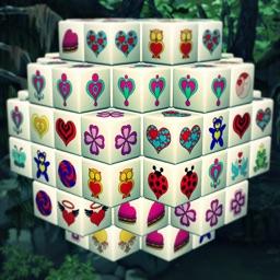 Fairy Mahjong Valentine's Day.