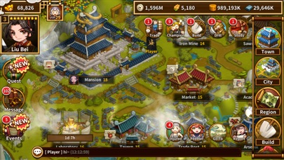 Screenshot 5 Three Kingdoms : The Shifters