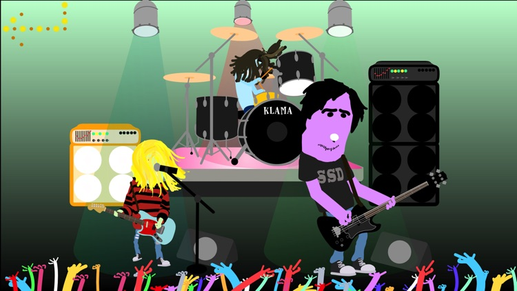 Mini Rock Band screenshot-4