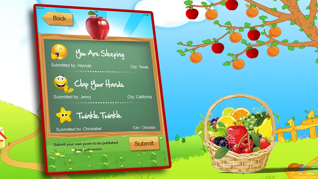 Fruit Abc Learning Kids Online Game Hack And Cheat Gehack Com