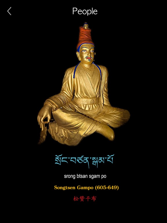 Tibetan Words & Writing screenshot 19