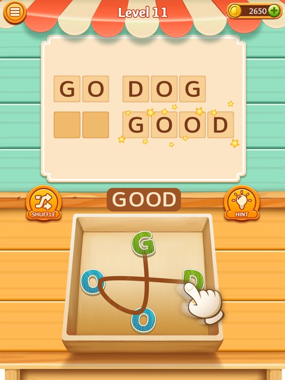 Word Shop - Brain Puzzle Games screenshot 10