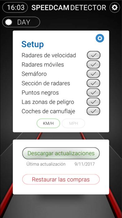 Radares de LituaniaCaptura de pantalla de3