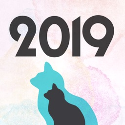 Cat Calendar 2019
