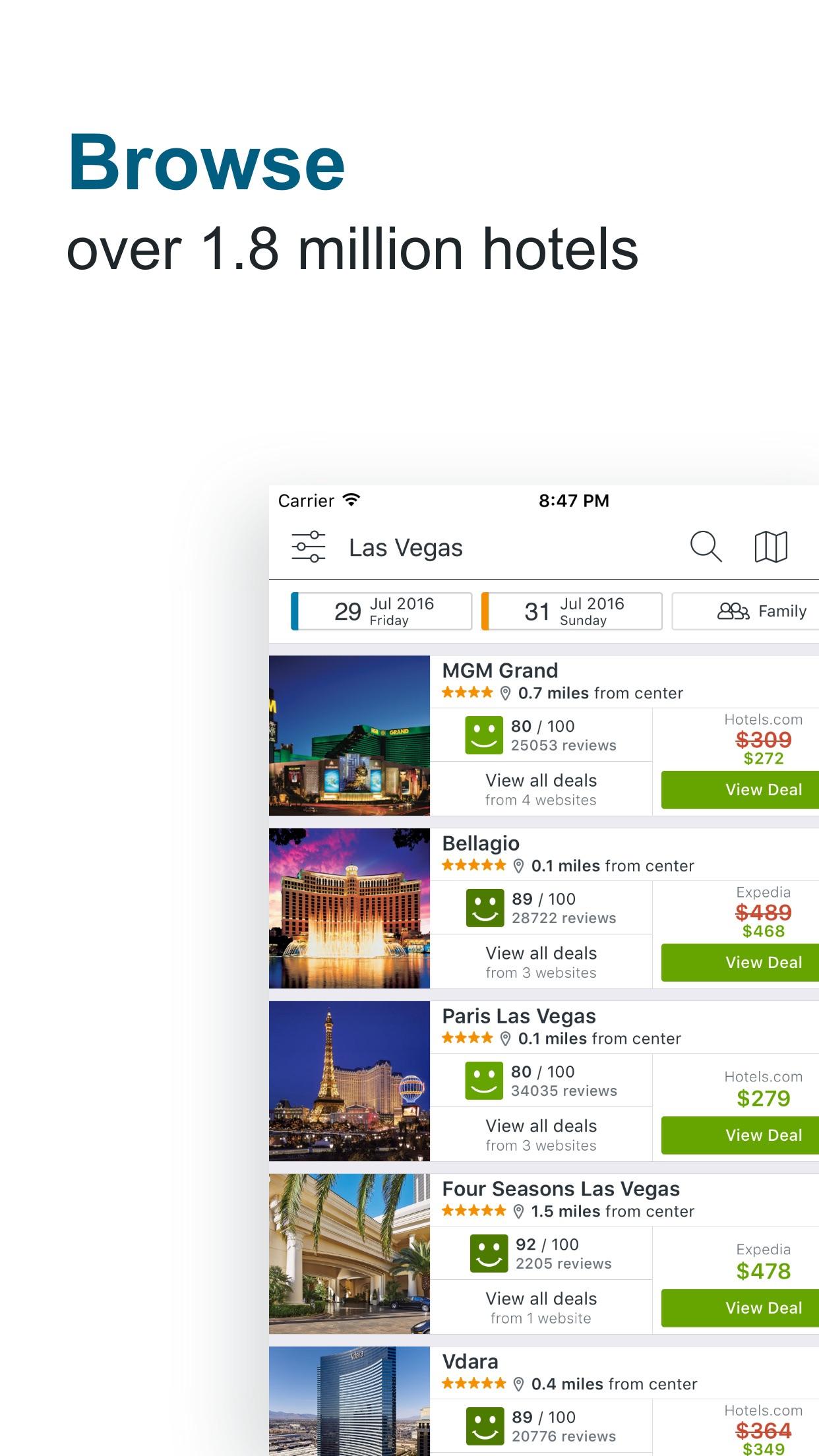 trivago: Compare Hotels & Save Screenshot