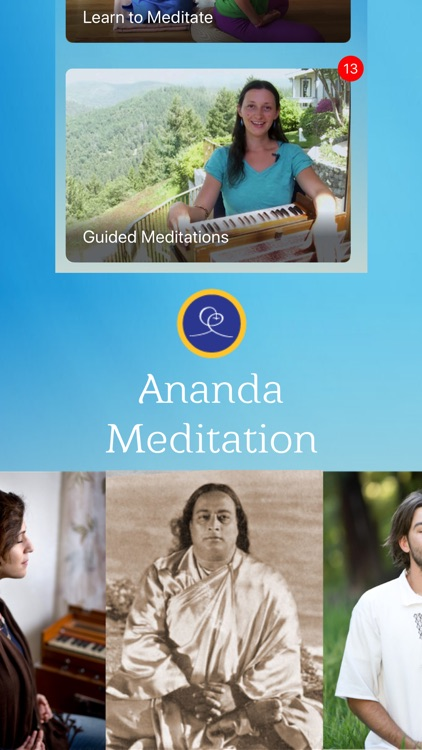Ananda Meditation screenshot-0