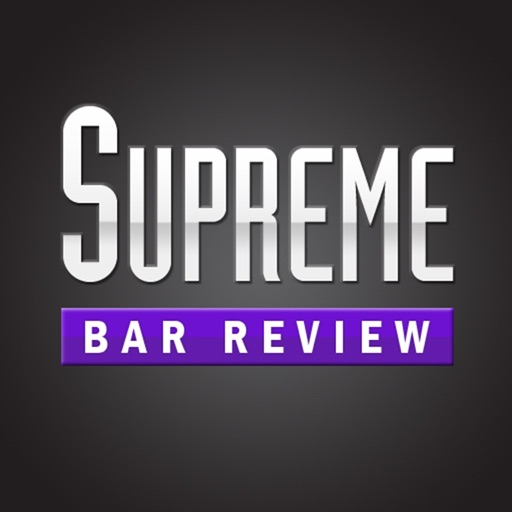 Real Property: Supreme Bar