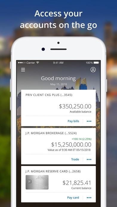 J P  Morgan Mobile - AppRecs