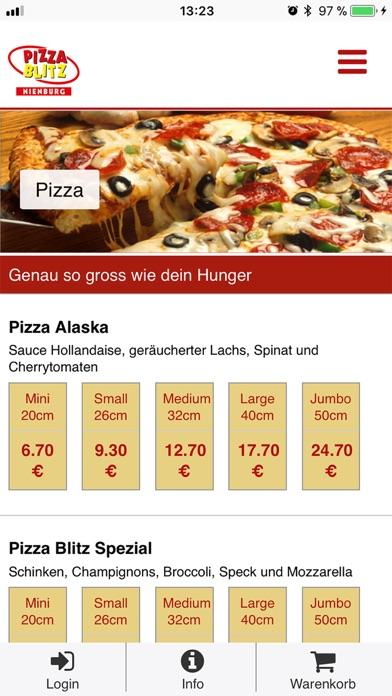Pizza Blitz NienburgScreenshot von 2