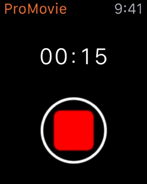 Promovie Recorder On The App Store