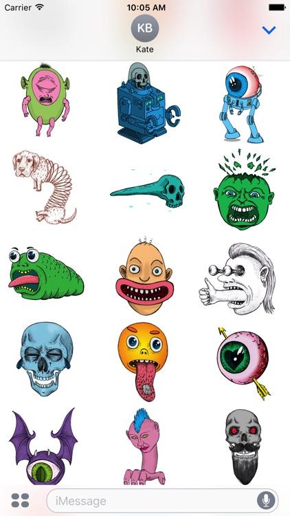 SR Random Stickers 2