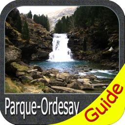 Parque Nacional Ordesay Monte GPS Map Navigator