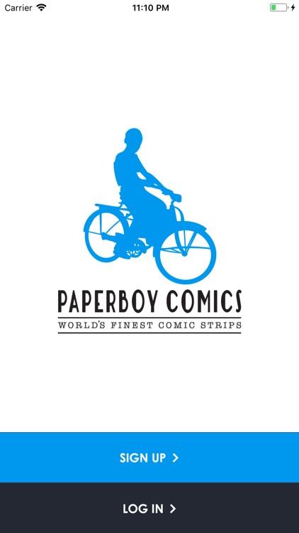 Paperboy Comics