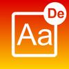 German Alphabet Learning Cards