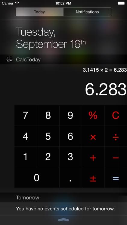CalculateRetro