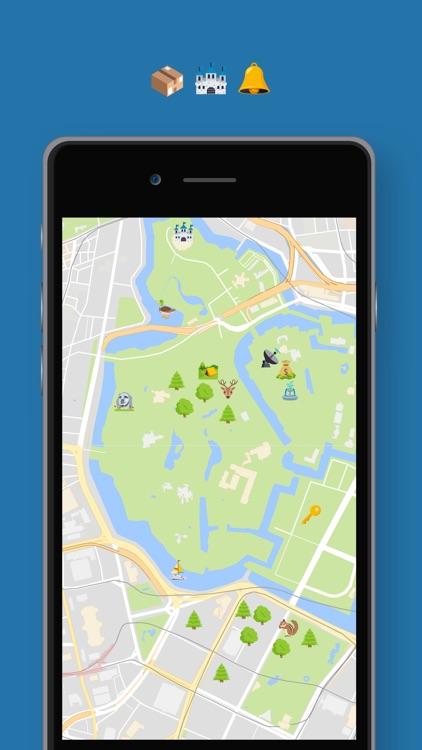 emojiGo.me Rate your Location screenshot-3
