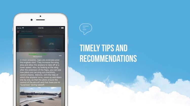 Sky Guru+ Fear of flying help