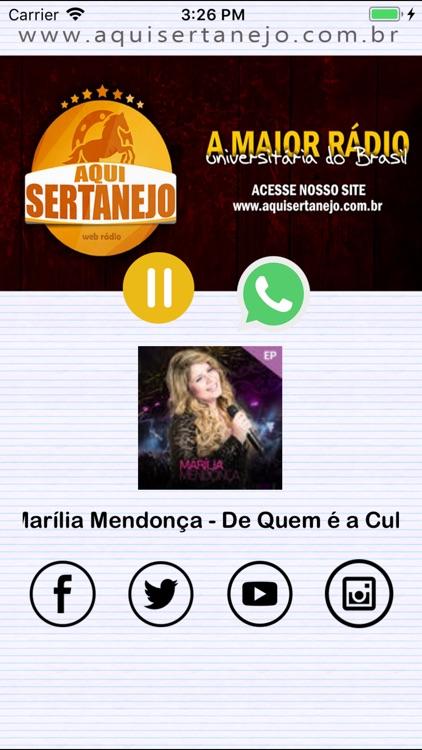 Aqui Sertanejo