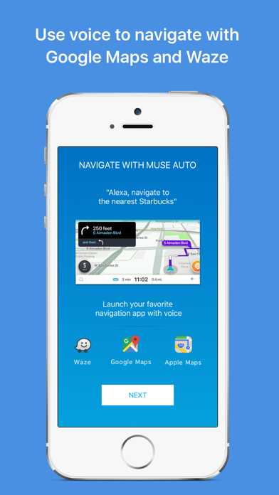 Muse Auto - Assistant for Cars screenshot three