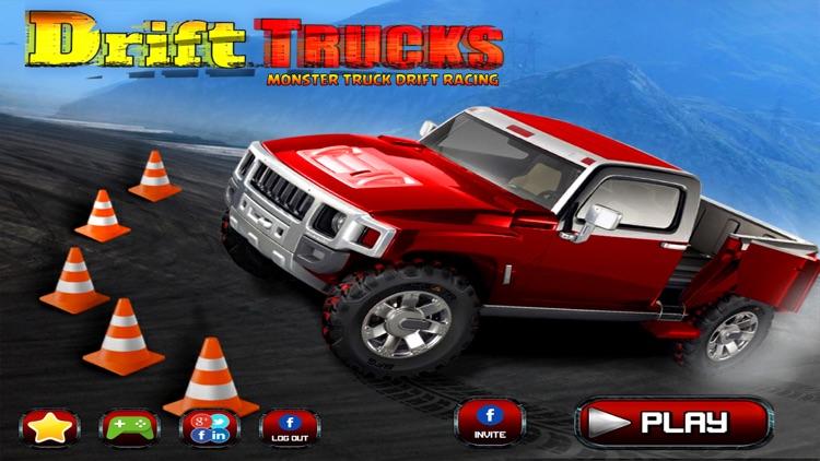 Drift Trucks - Monster Truck Drift Racing