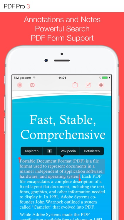 PDF Pro 3 screenshot-0