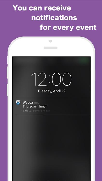 24 hour clock : Wacca screenshot-3