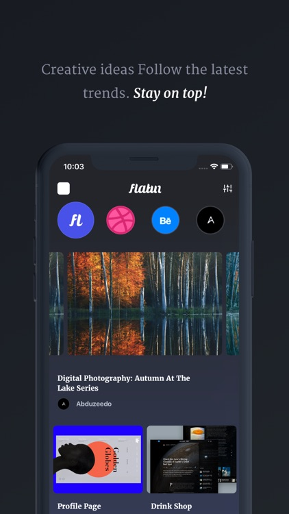 Flatun - Creative News