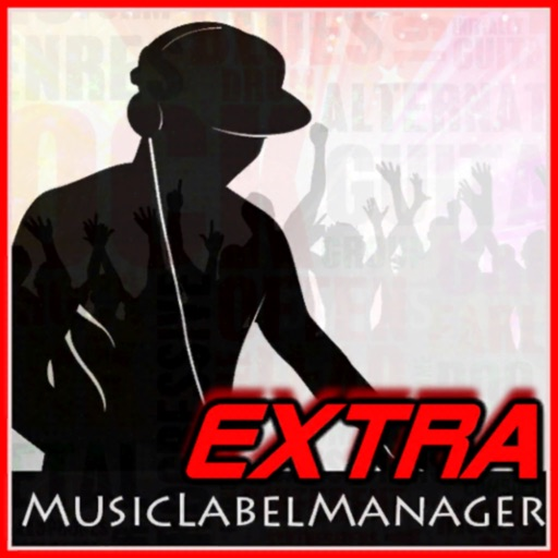 MusicLabeLManagerExtra