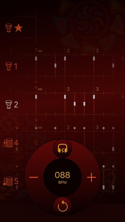 Piti Piti Pa - Djembe Studio screenshot-3